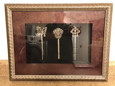 Framed Letter Openers Wall Hanging Picture 21