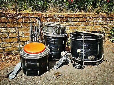 Ajax Drum Kit, premier snare drum, paiste 2002 cymbal