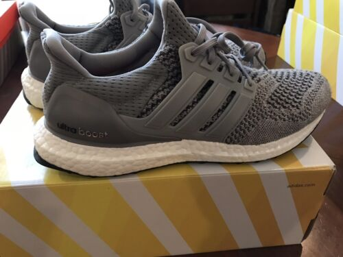 Adidas Ultra BOOST 1.0 Wool Grey LTD Brand New! Size 9 DS 2.0 3.0 4.0 No Reserve