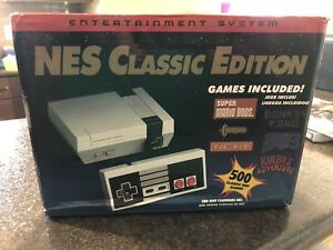 NES Classic includes 500 games
