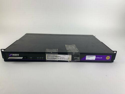MRV Remote Presence IR-8040-101DC 40-Port Ethernet Server w/ 4MB Flash Card