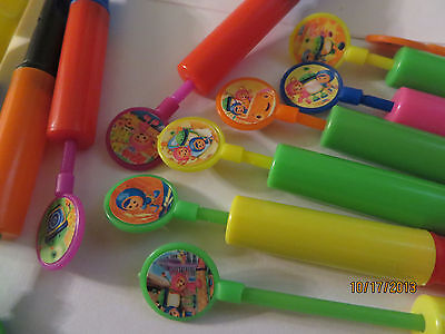 Team Umizoomi Slide Whistles -12ct - birthday party favor, treat bag, pinata