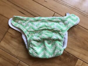 Bummies Fitted Cloth Diaper