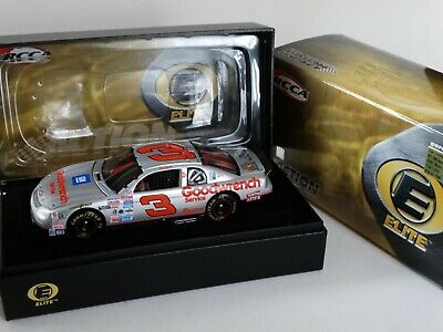 Action Elite 1995 Dale Earnhardt Sr Silver Select NASCAR 1:32 Scale Diecast Car for sale  Shipping to Canada