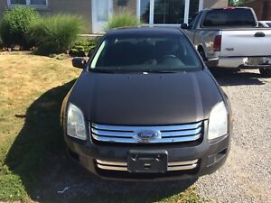 2006 Ford Fusion SE $3000 OBO ****LOW KM 69,142**** (as is)