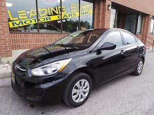 2016 Hyundai Accent GL ActiveEco, heated seats, bluetooth