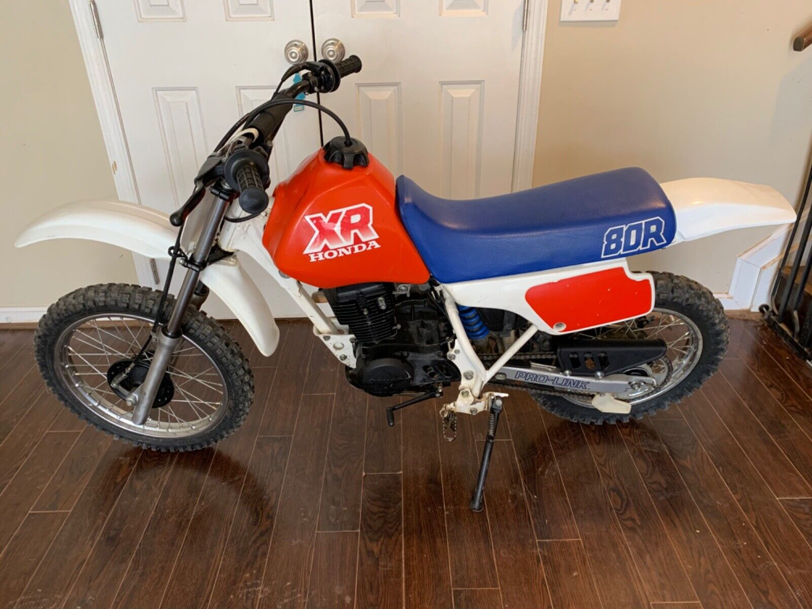 Picture of A 1987 Honda XR 80