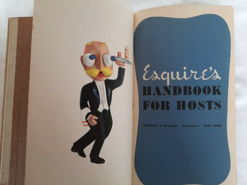 1949 1st Ed ~Esquire