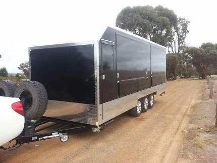 Toy Haulers, Race Car & Go Kart Trailers Midland Swan Area Preview