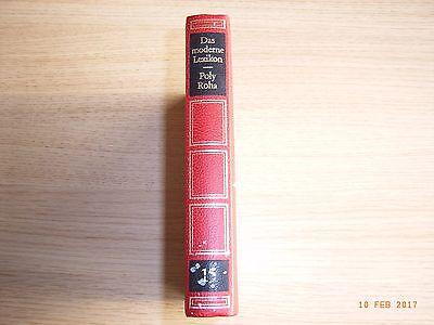 Bertelsmann  Das moderne Lexikon in 20 Bänden  Band 15