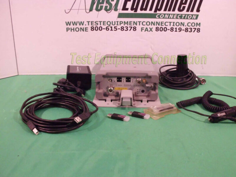 Agilent-keysight W1314a-200-010-040-055-060-300-325-635-758 Rf Receiver
