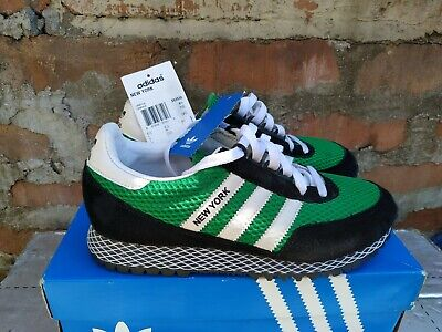 Adidas New York UK 6.5 Vintage 2004
