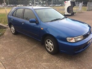1998 Nissan Pulsar Hatchback Adamstown Newcastle Area Preview