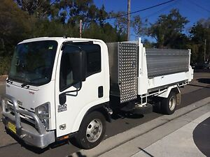 2009 NPR 300 Tipper Truck (fabricated) Ryde Ryde Area Preview