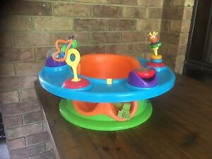 Baby chair with built in toys Redlynch Cairns City Preview