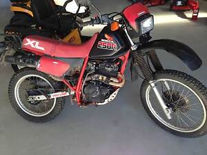 Honda XL250R  1985 Golden Square Bendigo City Preview