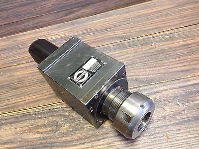 Nice Sauter Flex Collet Holder Live Tool Holder W 50 Mm Shank