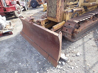 Caterpillar D3 6 Way Blade Complete Bulldozer Crawler Dozer Tractor 3204 D3b