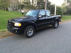 2008 Ford ranger 4wd  4lt 5 spd