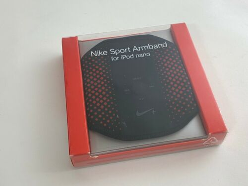 NIP 2006 Nike Sport Armband for iPod Nano - Nike Plus - new in box - Apple