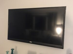 "RCA 47"" flat screen TV"