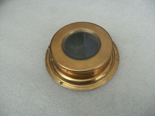 Vintage Brass Deck Watch Holder