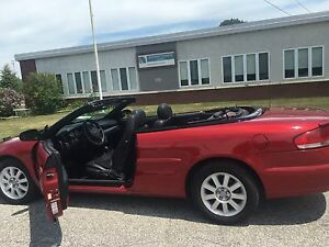 2004 sebring convertible SAFTIED AND ETESTED!!