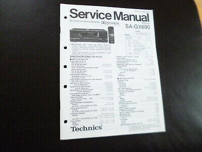 Original Service Manual Schaltplan fur SONY TCS 350