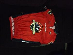 Mens size Large Cycling Jersey Bonnells Bay Lake Macquarie Area Preview