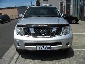 2009 Nissan Pathfinder Wagon Ringwood Maroondah Area Preview
