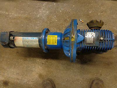 Textron Power Transmisson Cone Drive Maru25a063 1 W Motor