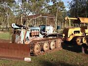 old dozers, tractors  graders, scoops , tow along Rockhampton Rockhampton City Preview