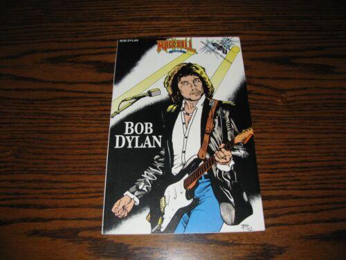BOB DYLAN  - Rock-N-Roll  Comic Book!!  RARE!!  Copy A
