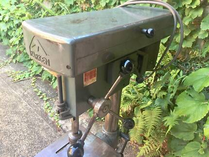 PARKEN MK27 Pedestal Drill Press