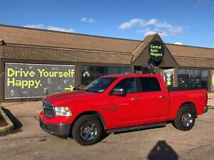 2015 Ram 1500 SLT / BLUETOOTH / RUNNING BOARDS / HEATED MIRRORS