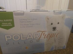Polar Tropic Pillow