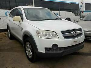 WRECKING 2009 HOLDEN CAPTIVA CX 4X4 2.0L TURBO DIESEL AUTOMATIC North St Marys Penrith Area Preview