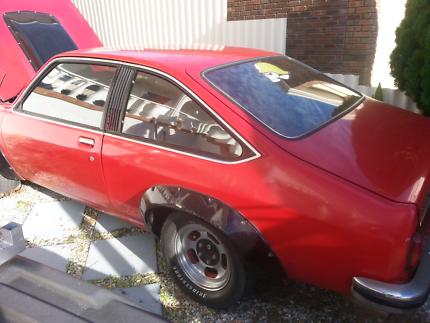 Holden Torana UC Coupe