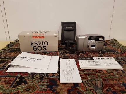 Pentax Espio 60S - BRAND NEW IN BOX - 35mm Film Camera