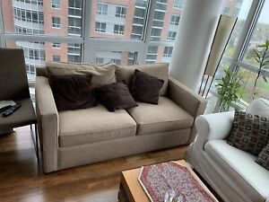 Sofa, Dining Table, Coffee Table all for $300