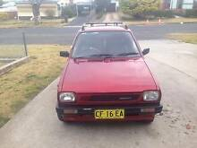 1986 Suzuki Mighty Boy Ute Tenterfield Tenterfield Area Preview