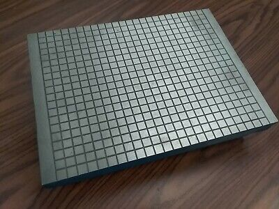Machinist Cast Iron Lapping Plate 12x16 4 Height Lp-1216-new