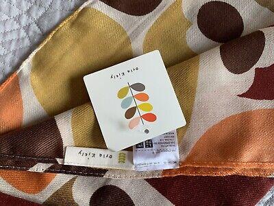Orla Kiely Scarf/Stole/Shawl/Pashmina Bright Multicolour Uniqlo BNWT