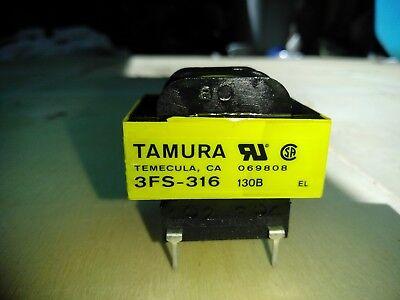 Brand New 3fs-316 Pss3-16 Tamura Microtran 115v Transformer