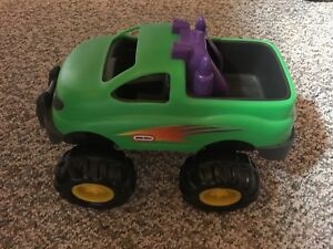 Little tikes toy truck