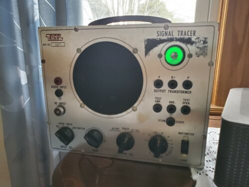 Vintage EICO Signal Tracer model 147