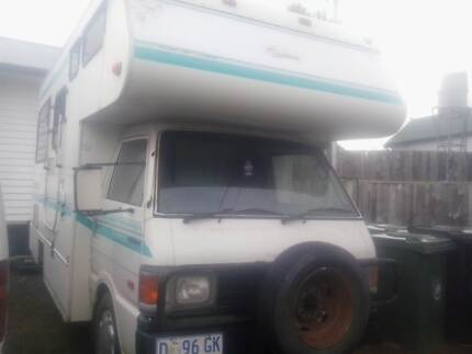 winniebago on ford econo chassis Huon Valley Preview