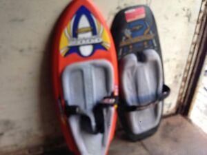 Knee boards
