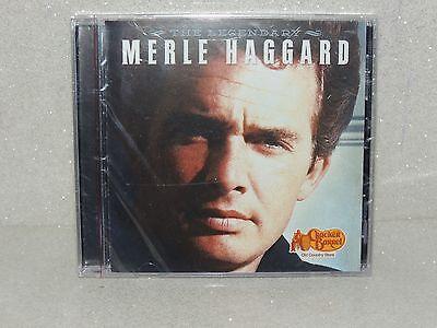 The Legendary Merle Haggard Best Hits Cracker Barrel Exclusive 2015 NEW (Merle Haggard Best Hits)