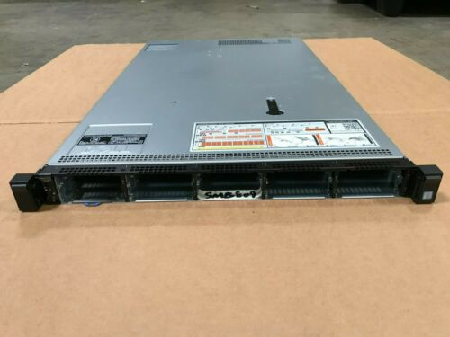 DELL PowerEdge R630 10 bay barebones server Motherboard+Chassis+Heatsink1X 495W